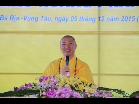 Đạo Phật và tín ngưỡng dân gian (Hội thảo Hoằng pháp toàn quốc năm 2015)