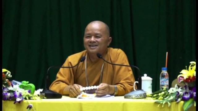Phật giáo với vấn đề Hôn nhân gia đình (Hội thảo hoằng pháp toàn quốc 2015)