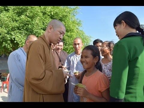THEO BƯỚC CHÂN THẦY- MỘT NGÀY Ở TỊNH BIÊN, AN GIANG