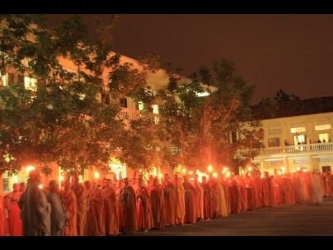 ĐẠI GIOI ĐÀN ĐỒNG HUY PL 2560 – NGÀY THỨ  NĂM